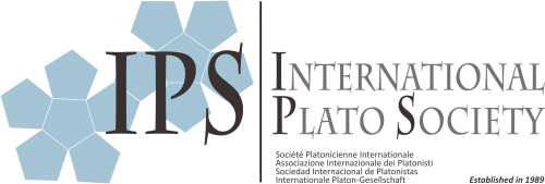 International Plato Society Retina Logo