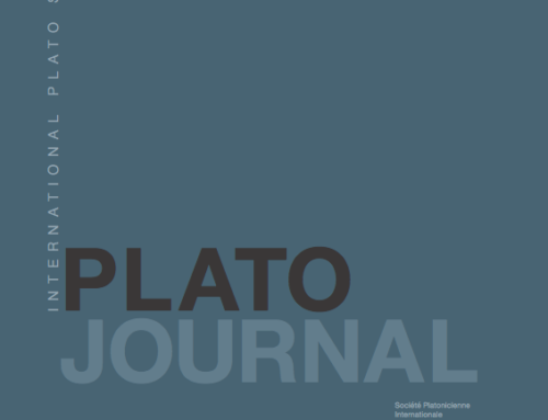 Plato Journal : All volumes in one place